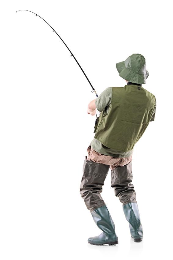 клипарты про  рыбалки